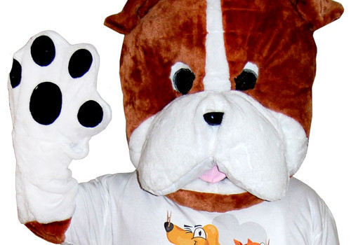 "Meet Pet Poo Skiddoo's New Mascot – ""Scoops"""