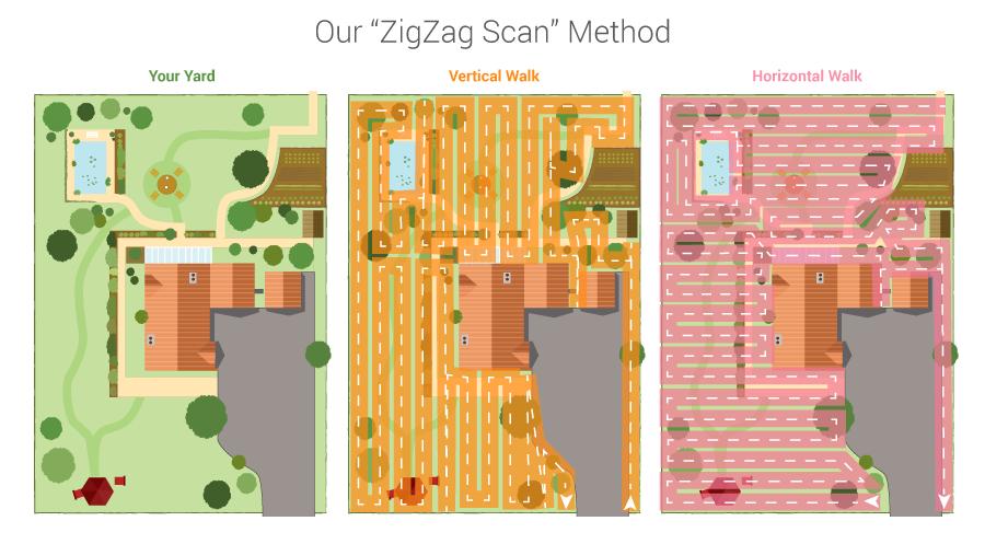 Pet Poo Skiddoo's ZigZag Scan