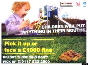 Bristol City Council's controversial poster