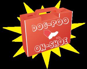Dog-poo-on-shoe kit