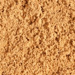 sand used as mulch