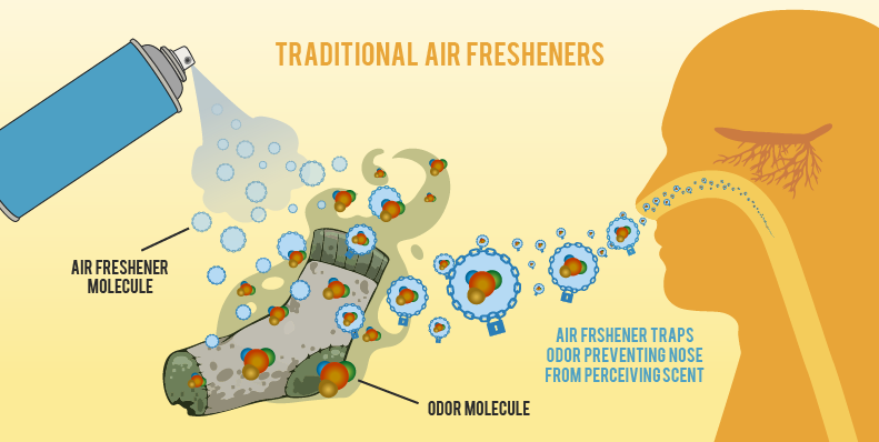 Traditional Air Fresheners
