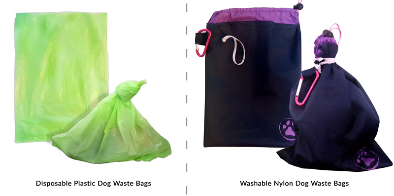my ideal fabric of choice is nylon for several reasons nylon is tear resistant thin flexible similar to plastic strong enough to handle heavy - Dog Waste Bags