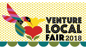 Venture Local Fair June 23rd, 2018