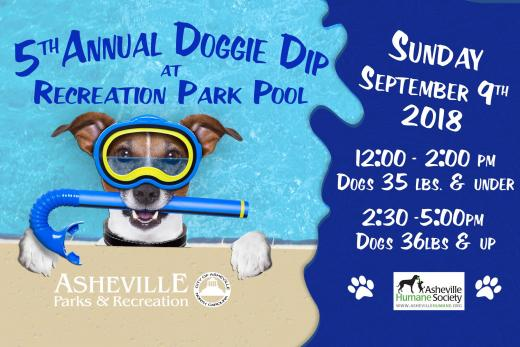 5th Annual Doggie Dip